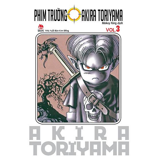 Tuyển Tập Akira Toriyama – Phim Trường Akira Toriyama – Tập 3