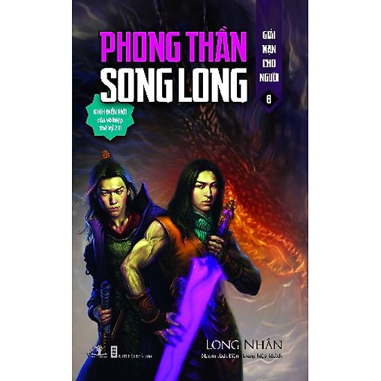 Phong Thần Song Long – Tập 8: Giải Nạn Cho Người