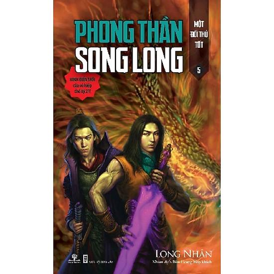 [Download sách] Phong Thần Song Long - Tập 5: Một Đối Thủ Tốt