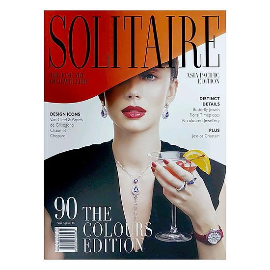 [Download Sách] Tạp Chí Solitaire (Số 90)
