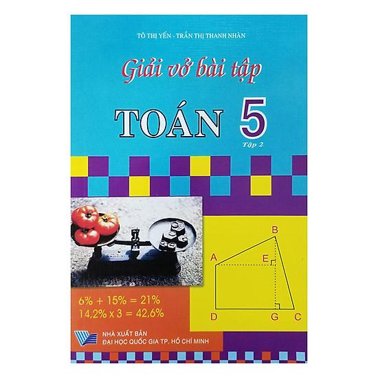 [Download Sách] Giải Vở Bài Tập Toán Lớp 5 Tập 2