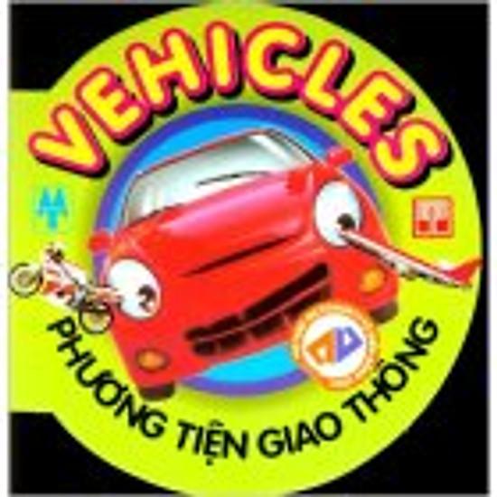 Từ Điển Anh - Việt Bằng Hình: Vehicles - Phương Tiện Giao Thông