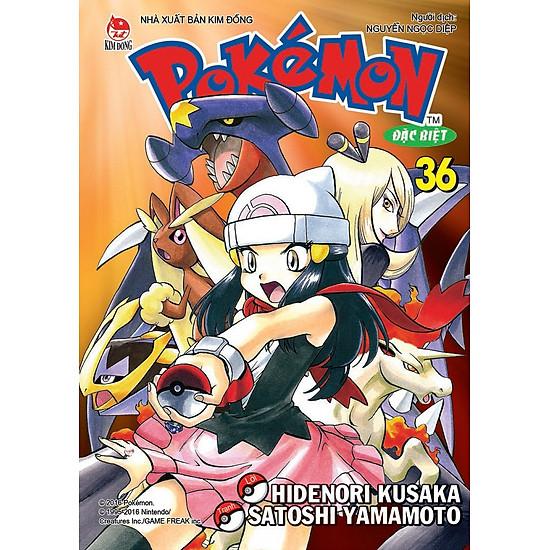 Pokemon Đặc Biệt – Tập 36