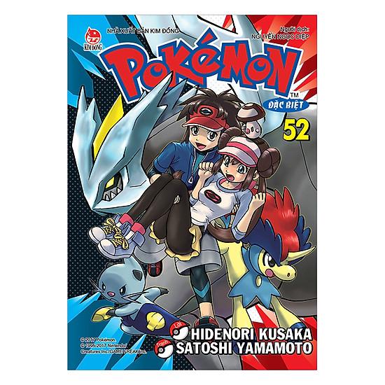 Download sách Pokémon Đặc Biệt (Tập 52)