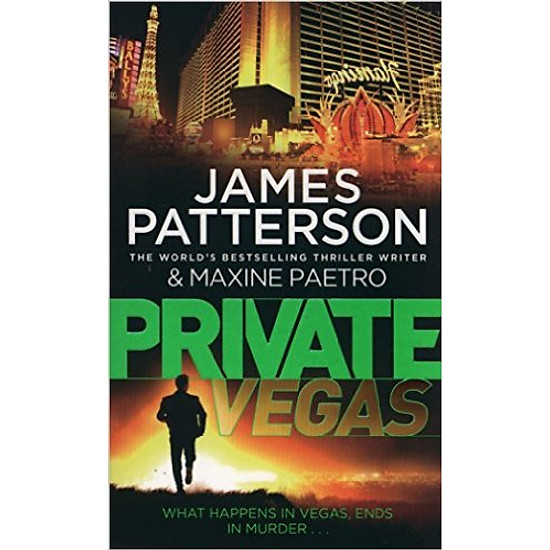 [Download Sách] Private Vegas (Paperback)