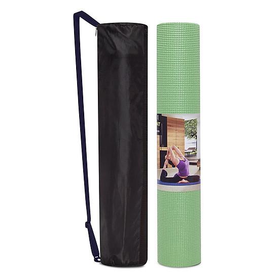 Thảm Yoga 6mm ProMat – Xanh Lá (Kèm Túi Đựng)