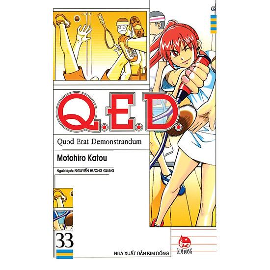 Q.E.D – Tập 33
