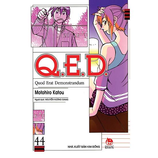 Q.E.D – Tập 44