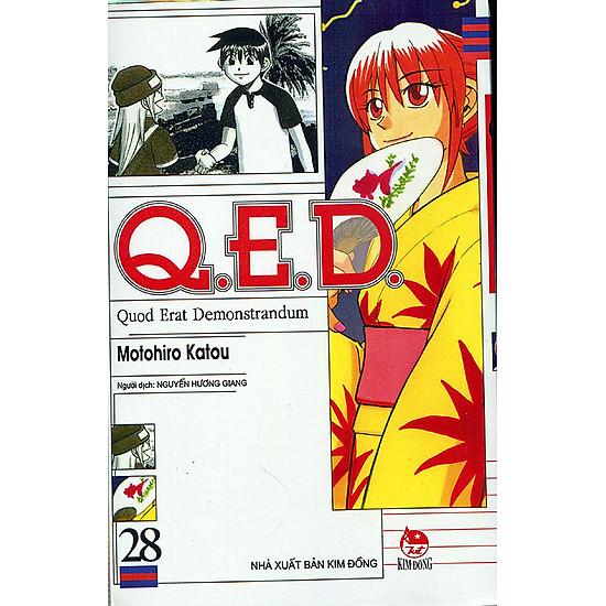 Q.E.D (Tập 28)