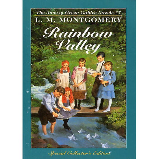 [Download Sách] Rainbow Valley (Anne Of Green Gables, Book 7)