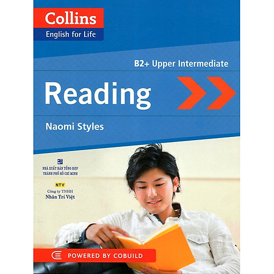 Collins – English For Life – Reading (B2+ Upper Intermediate)