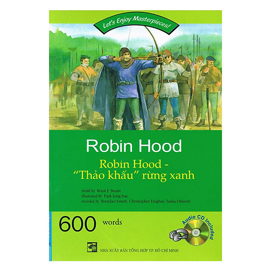 [Download Sách] Happy Reader - Robin Hood
