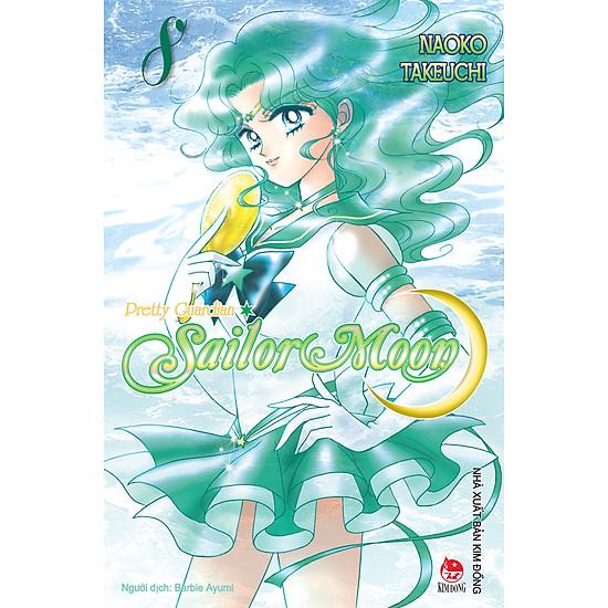 Sailormoon – Thủy Thủ Mặt Trăng (Tập 8)