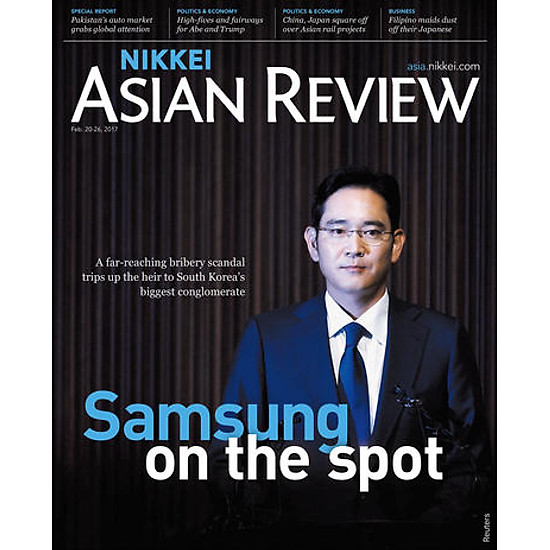 [Download sách] Nikkei Asian Review: Samsung On The Spot - 58