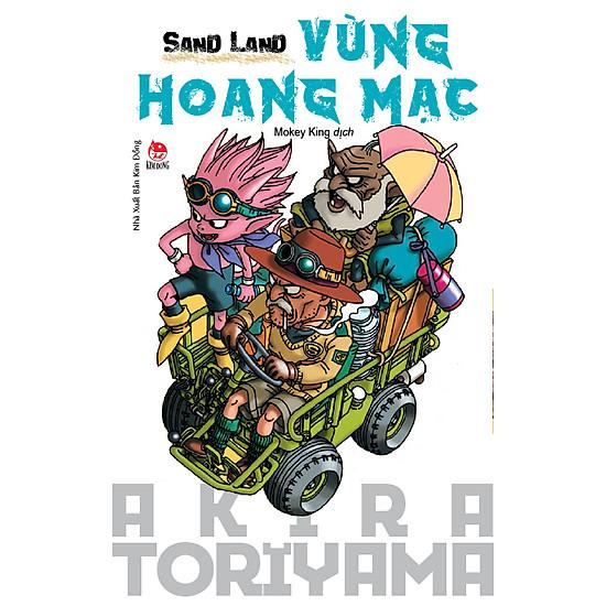 Tuyển Tập Akira Toriyama – Sandland – Vùng Hoang Mạc