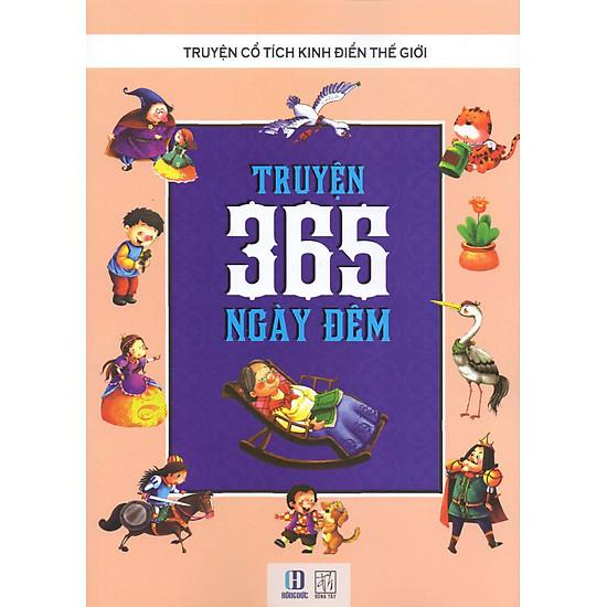 Truyện 365 Ngày Đêm (LĐ)