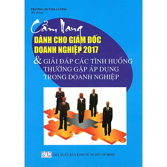 Cẩm Nang Dành Cho Giám Đốc Doanh Nghiệp Năm 2017