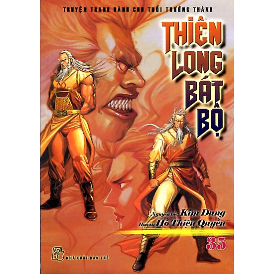 [Download sách] Thiên Long Bát Bộ 35-36