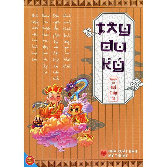 [Download sách] Tây Du Ký - Nguyên Tác: Ngô Thừa Ân (In Màu)