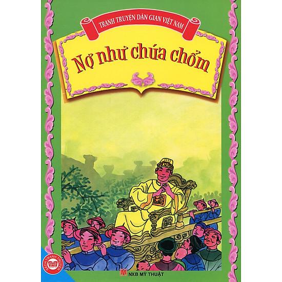 [Download Sách] Nợ Như Chúa Chổm - Tranh Truyện Dân Gian Việt Nam
