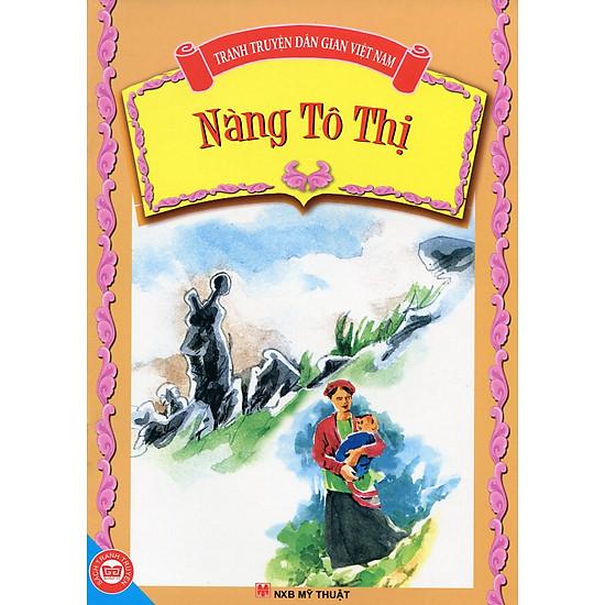 [Download sách] Nàng Tô Thị - Tranh Truyện Dân Gian Việt Nam