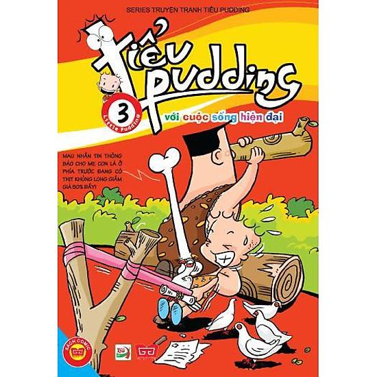 [Download sách] Tiểu Pudding Với Cuộc Sống Thời Hiện Đại - Tập 3