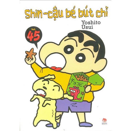 Shin - Cậu Bé Bút Chì - Tập 45 (2014)