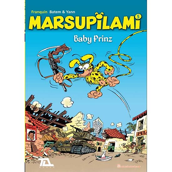 Marsupilami Tập 5