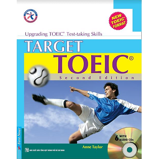 [Download sách] Target Toeic
