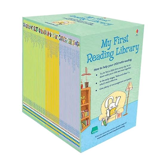 My First Reading Library Level 1&2 – 50 PB