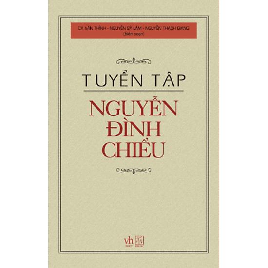[Download sách] Tuyển Tập Nguyễn Đình Chiểu