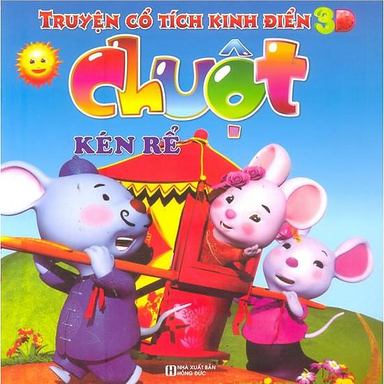 Truyện Cổ Tích Kinh Điển 3D - Chuột Kén Rể - EBOOK/PDF/PRC/EPUB