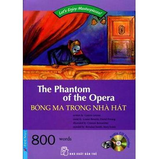 [Download Sách] Happy Reader - Bóng Ma Trong Nhà Hát (Tái Bản)
