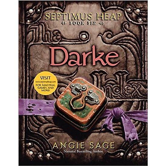 Septimus Heap (Book Six: Darke)