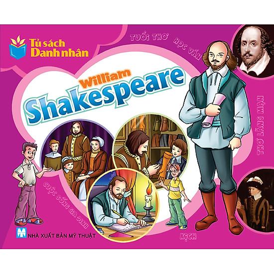 Download sách Tủ Sách Danh Nhân - William Shakespeare