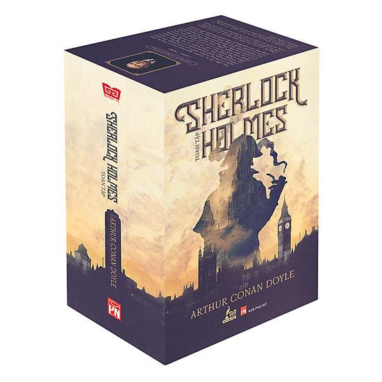 [Download Sách] Sherlock Holmes (Trọn Bộ 3 Tập)