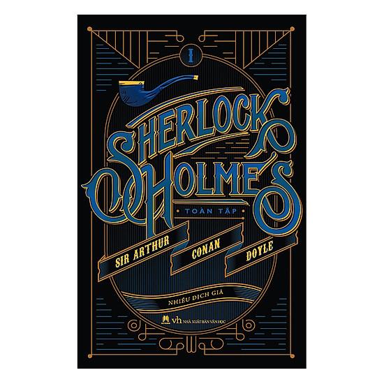 [Download Sách] Sherlock Holmes - Toàn Tập (Tập 1)