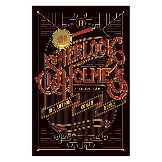 [Download Sách] Sherlock Holmes - Toàn Tập (Tập 2)