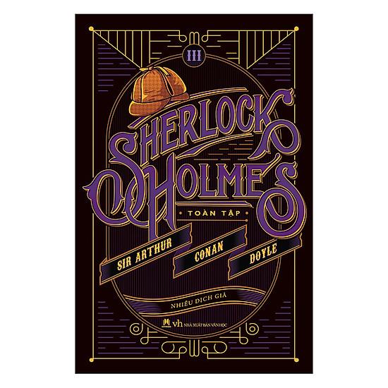 [Download Sách] Sherlock Holmes - Toàn Tập (Tập 3)
