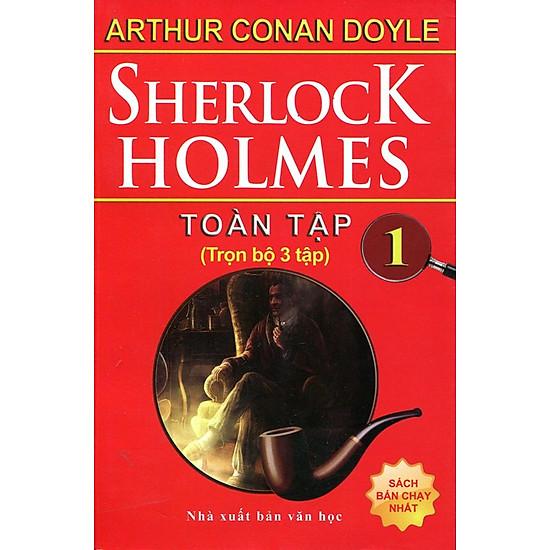 [Download Sách] Sherlock Holmes (Trọn Bộ 3 Tập) - Tập 1