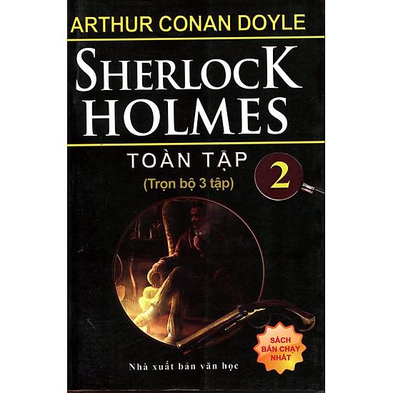 [Download Sách] Sherlock Holmes (Trọn Bộ 3 Tập) - Tập 2