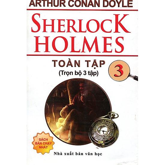 [Download Sách] Sherlock Holmes (Trọn Bộ 3 Tập) - Tập 3