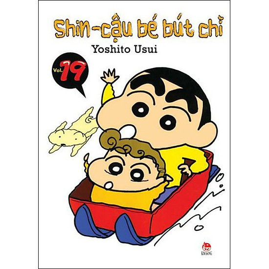 Shin - Cậu Bé Bút Chì (Tập 19 - Tái Bản)