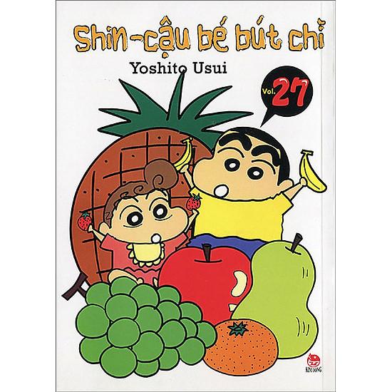 Shin - Cậu Bé Bút Chì (Tập 27 - Tái Bản)