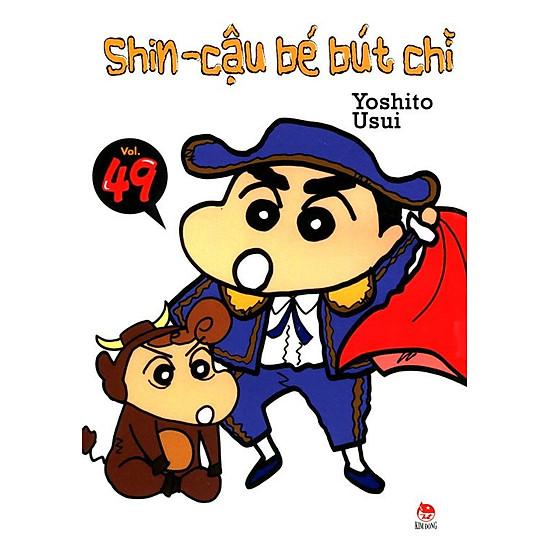 Shin - Cậu Bé Bút Chì (Tập 49)