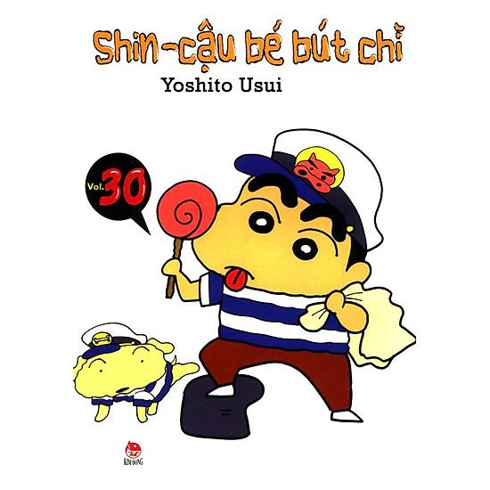 Shin - Cậu Bé Bút Chì (Tập 30)