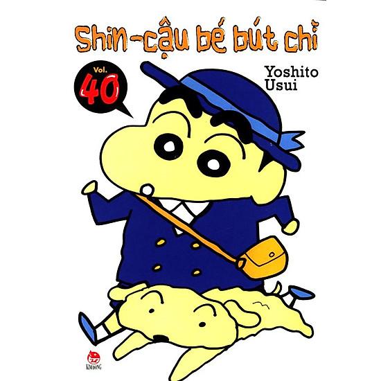 Shin - Cậu Bé Bút Chì (Tập 40)