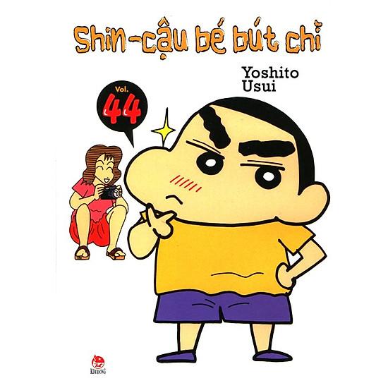 Shin - Cậu Bé Bút Chì (Tập 44)