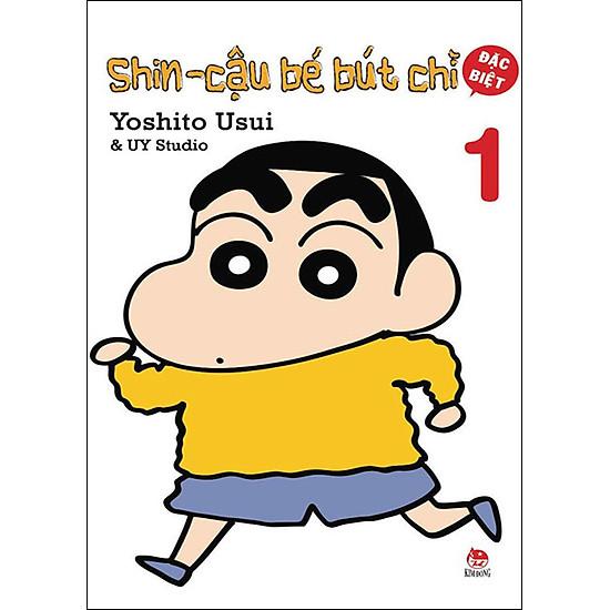 Shin – Cậu Bé Bút Chì 1 (Bản Đặc Biệt)