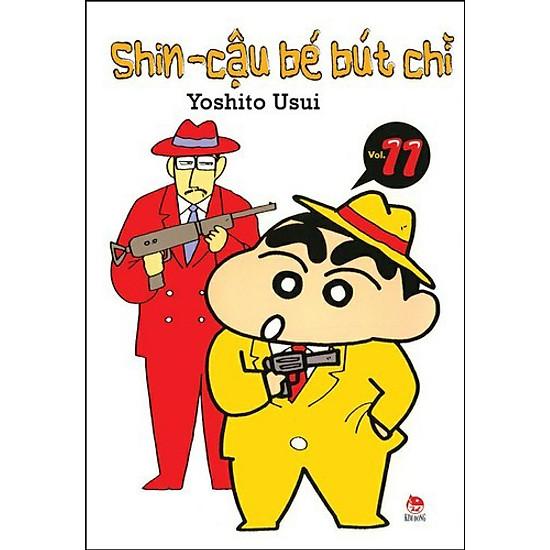 [Download sách] Shin - Cậu Bé Bút Chì (Tập 11 - Tái Bản 2014)